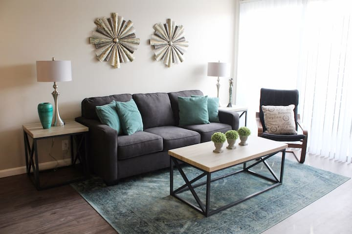 Beautiful 1BR in Hillcrest/Mission Hills! Sleeps 4