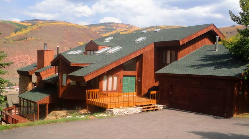 LUXURIOUS VAIL HOME & SPA - 5.500 SQ FT 6 BRMS