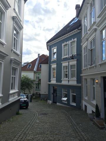 Bergen city Terrace apt No5