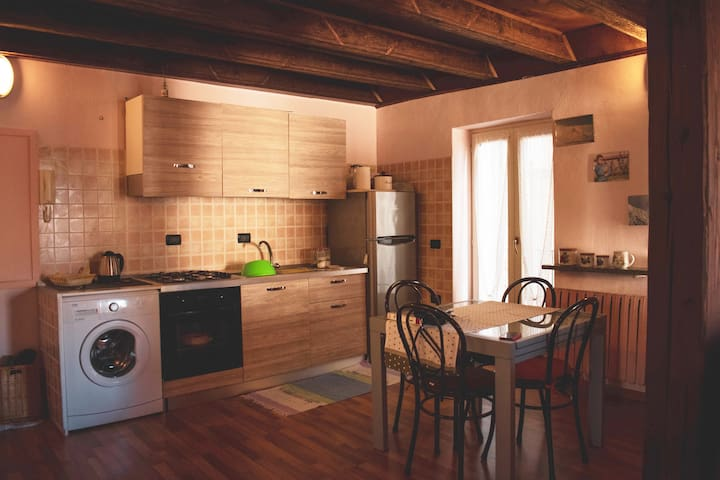 Accommodation in  the historic center of Cuneo