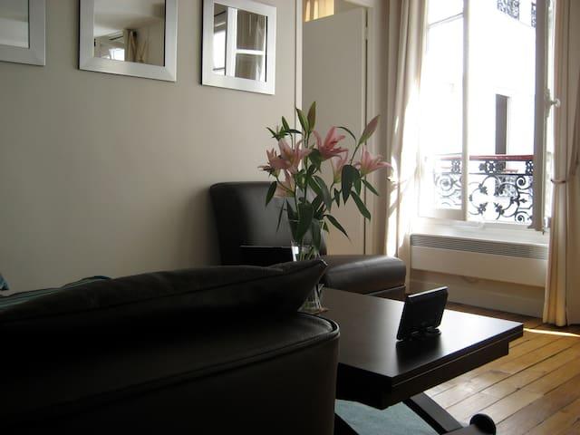 Beautiful apartment in the centre of Paris