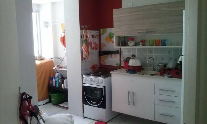 Apartamento inteiro por até 30 dias - Osasco - Apartment