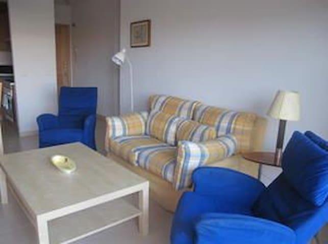 Apartamento al borde del mar - El Ejido