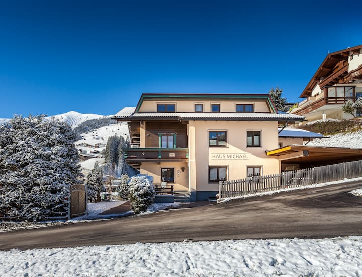 Apartment 2 - 8 Pers. in Tux, Zillertal