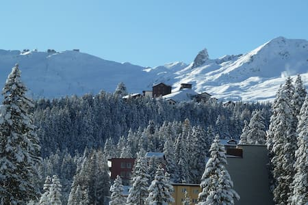 Cosy 4-bed appartment Arosa - Arosa