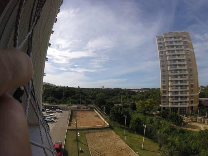 Quarto duplo em Fortaleza!