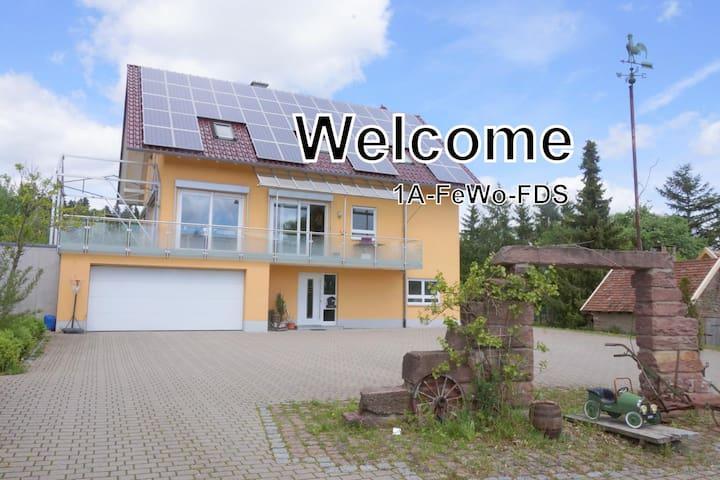 LAST MINUTE - Freudenstadt - Lägenhet
