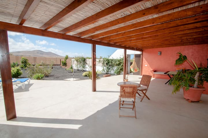 Sweet house in El Roque for 2 or 3 people