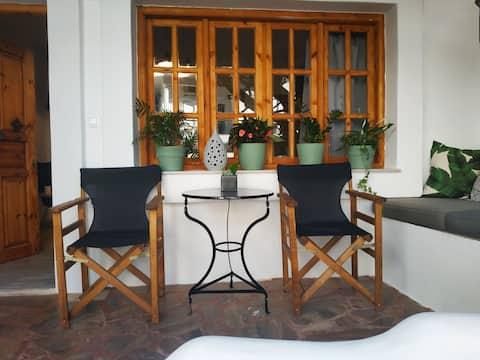 Beautifully renovated studio in Elounda Crete