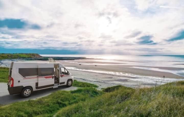 Découvrez un lieu original, singulier :camping-car