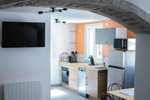 Appartement au cœur du village 2 à 3 personnes