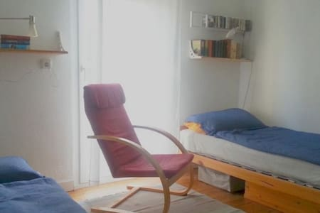 Room for two ,  shared bath - kitchen - Karlsruhe