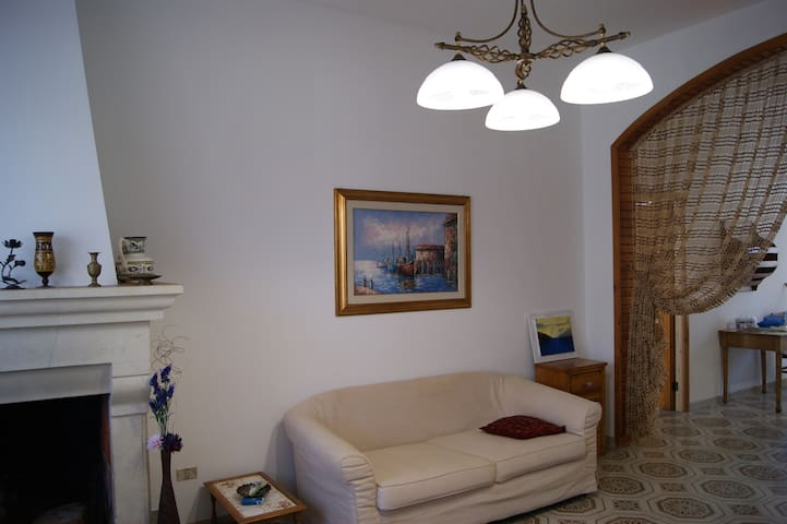 the house in Salento, garage and gardens - Scorrano