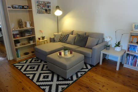 Lovely 2BR in heart of Randwick close to the beach - Randwick