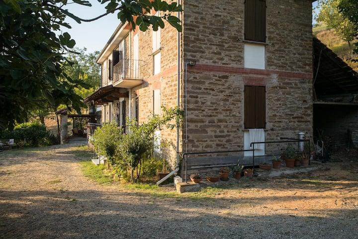 Cottage nel verde del Monferrato