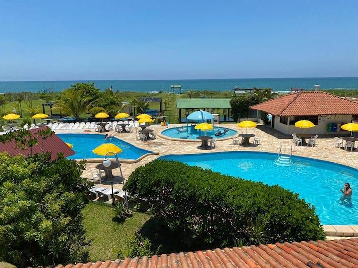 Apartamentos em Hotel Clube & Spa