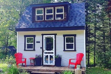 Nadia's tinyhouse !