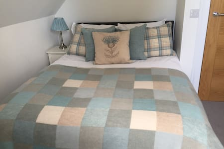 Beolary B&B Double Bedroom - Oban