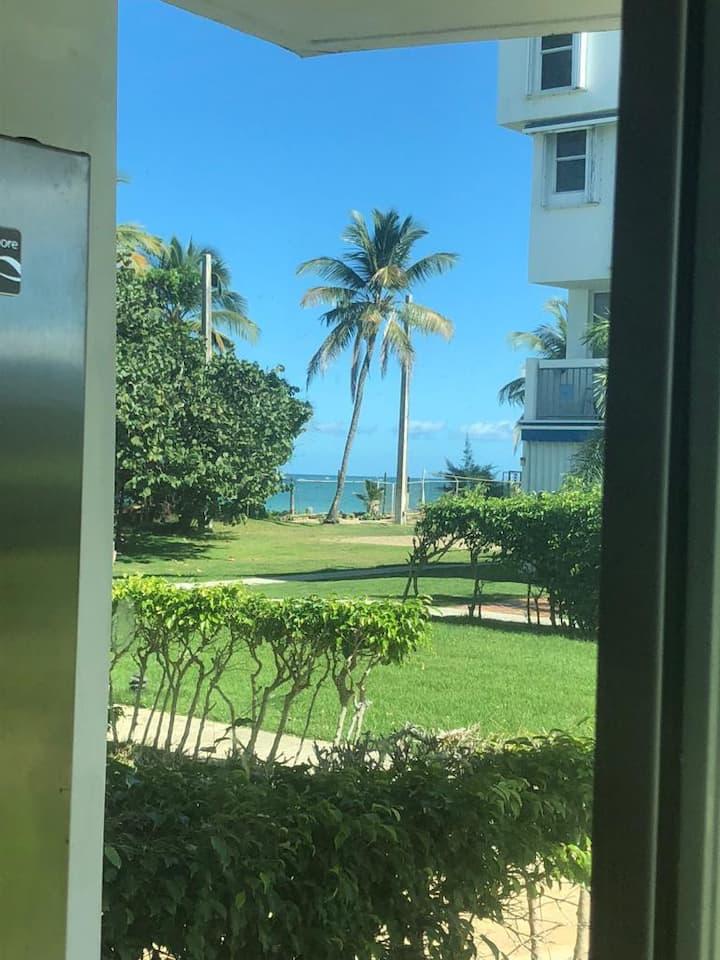 Private Beach Front Condo