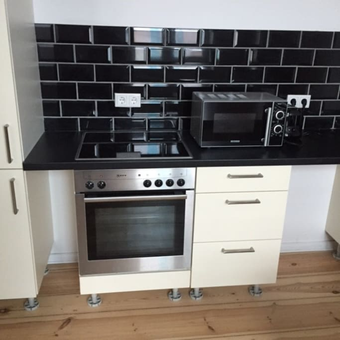 Modern Kitchen 2