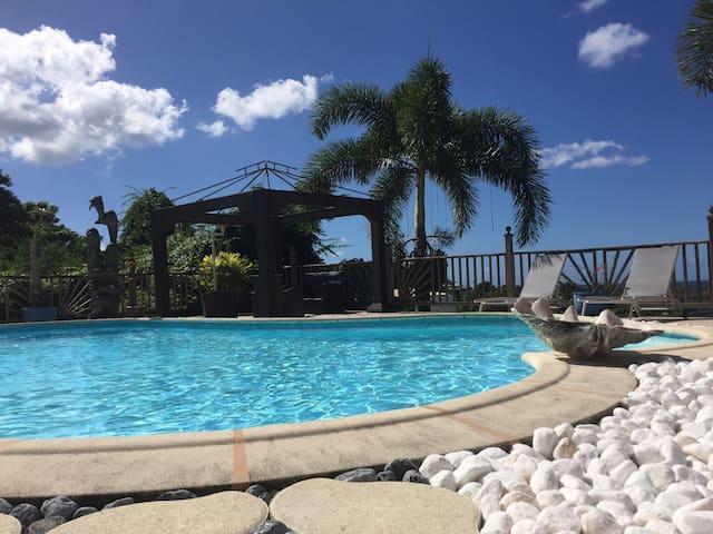 Un Chaleureux Paradis - Schoelcher - Villa