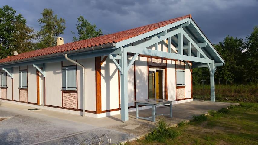 maison de vacances dans les landes - Vielle-Saint-Girons - Rumah