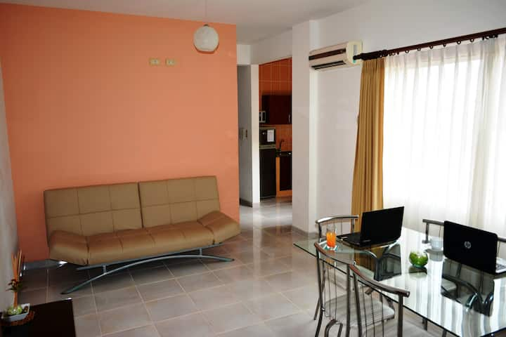 Family Apartment full equipped in Equipetrol