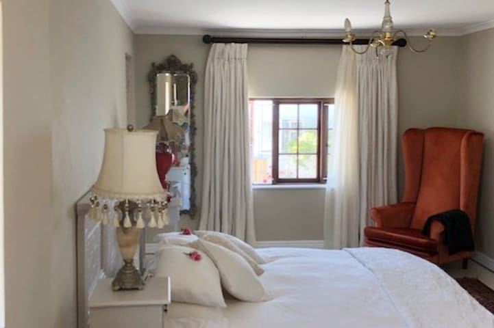 French Provincial style house in Plettenberg Bay