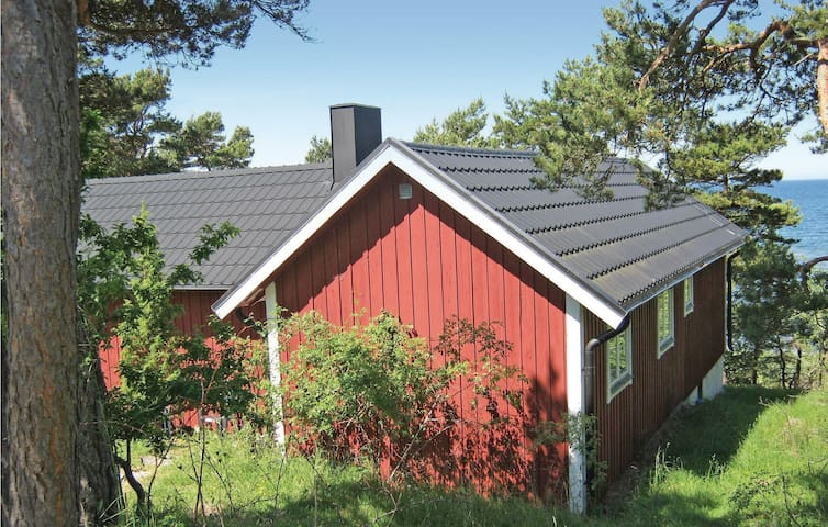 Holiday cottage with 2 bedrooms on 70m² in Visby