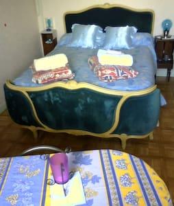 chambres chez l'habitant - Saint-Maurice-en-Gourgois