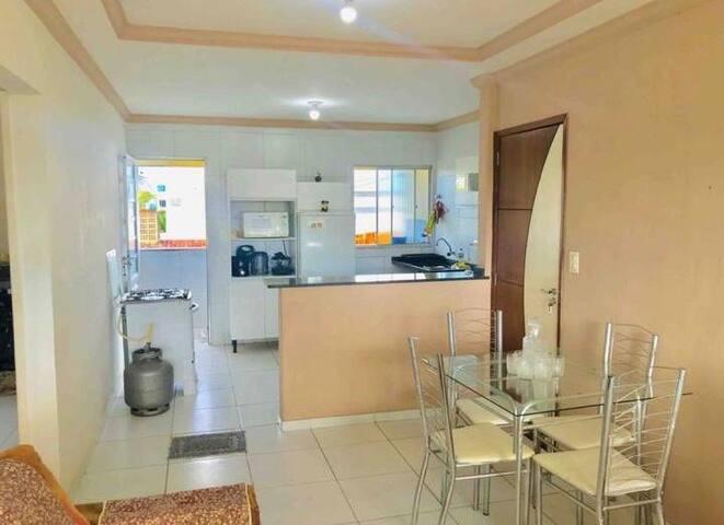 Casa Mobiliada em Pau Amarelo