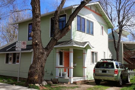 Historic Home in the Heart of Downtown Boulder - Boulder