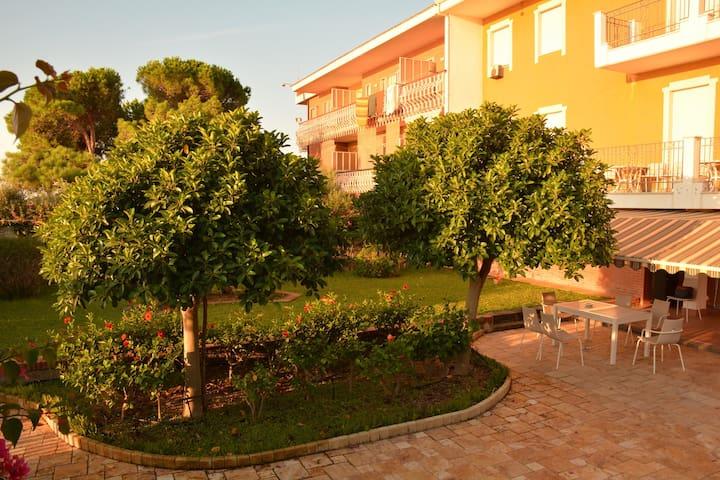 Fantastica villa sul mare Jonio - Guardavalle Marina - Villa