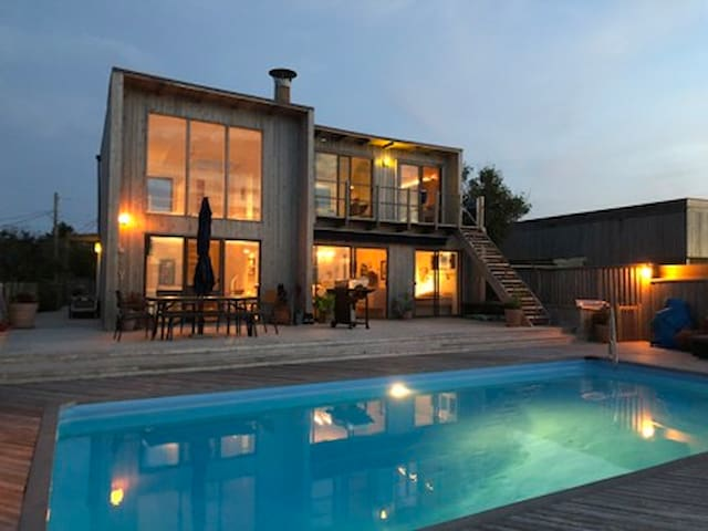Bay House w/Pool in Cherry Grove FI, NY