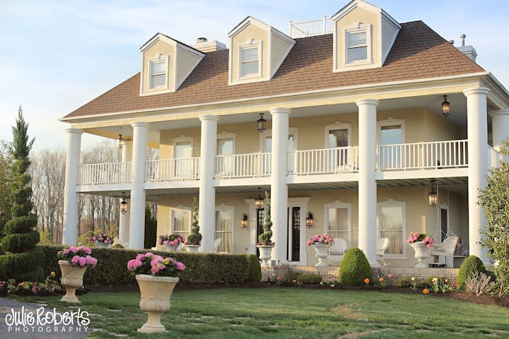 The Manor at Castleton Farms - Loudon - Huis