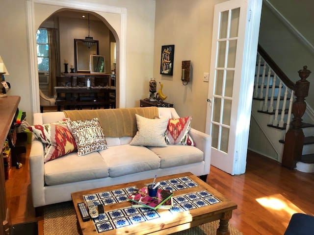 Beautiful South Bronx Colonial Townhouse