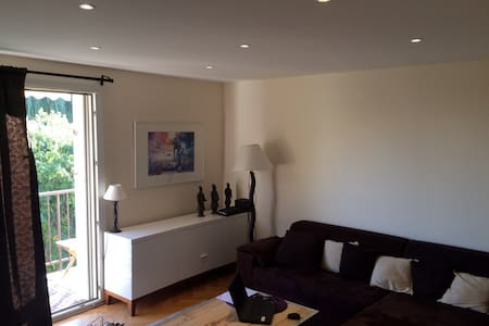 APPART 55m² 2 PIECES RESIDENCE CALME PARIS NORD - Eaubonne - Apartament