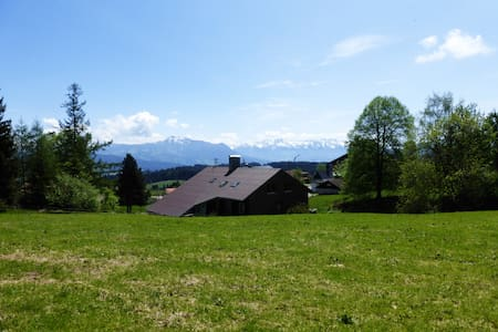 Picturesque apartment in the Alps - Immenstadt - Wohnung