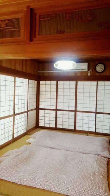 Japanese style Futon