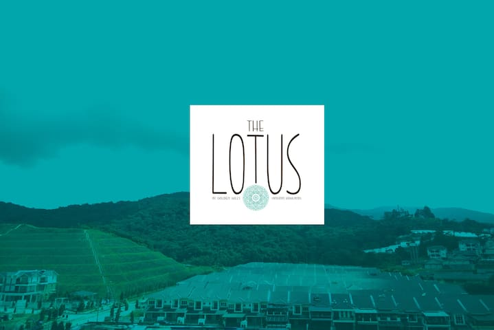 Lotus @ Somerset Golden Hills -  Cameron Highlands
