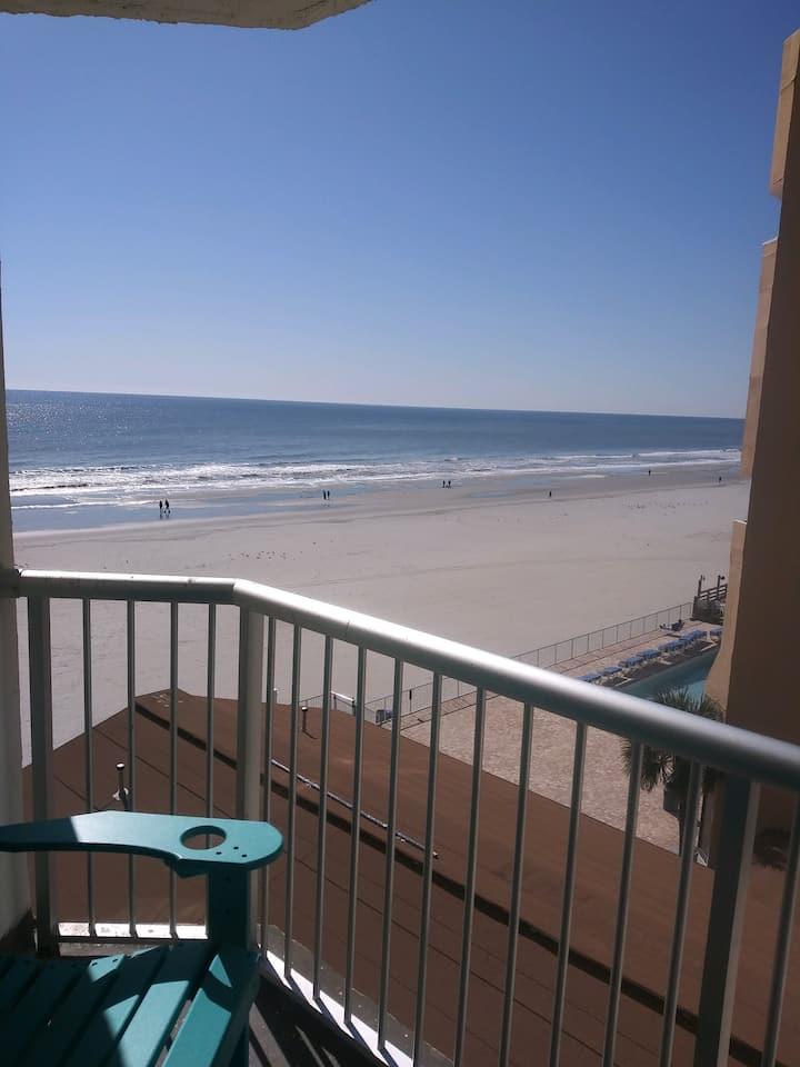 Sands Ocean Club/ Ocean view indoor pool / hottubs
