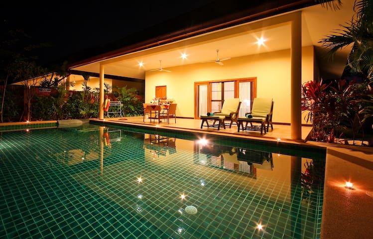Thaithani pool villa, Sabai #210
