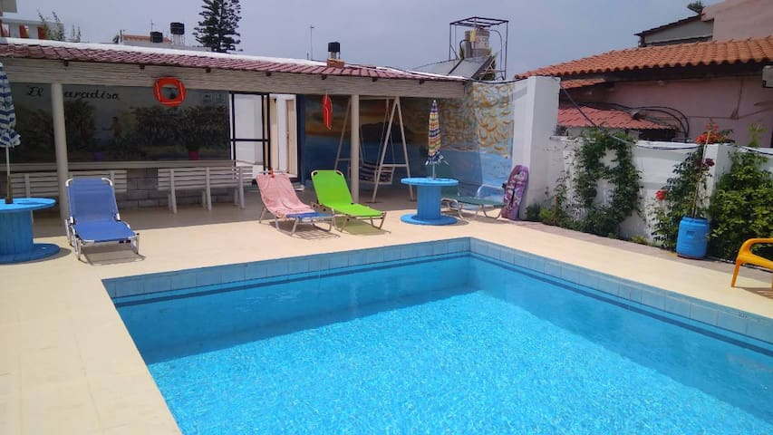Villa Irene 3  * Two-Storey apartment near the sea