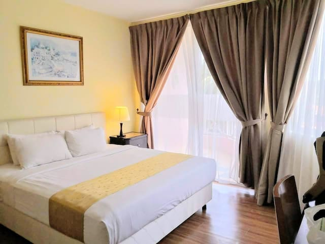 DESARU, #1 One BR Suite Apartment