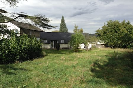 Private Chalet avec jardin de plus de 1000m2 - Lurbe-Saint-Christau