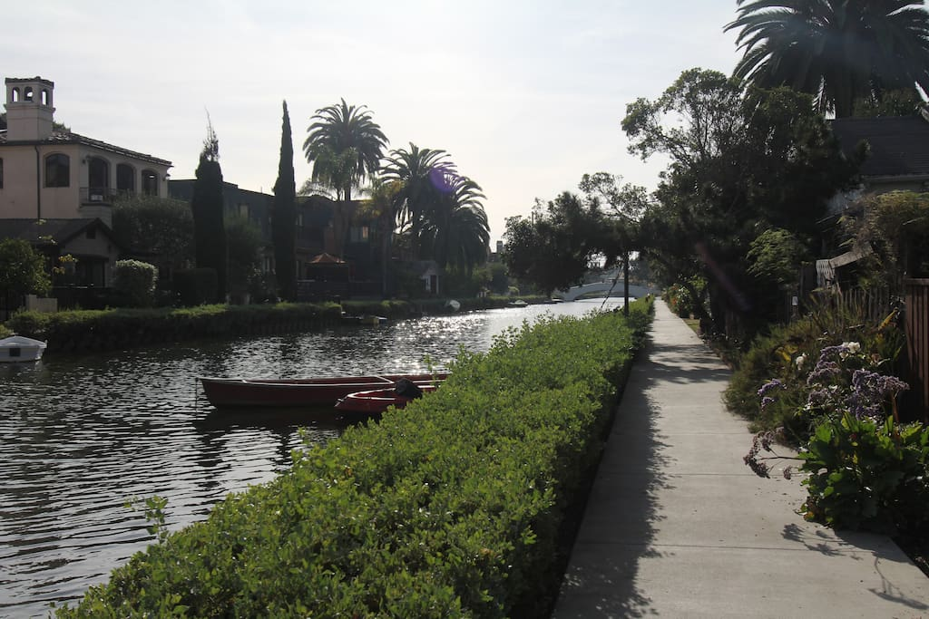 Howland canal
