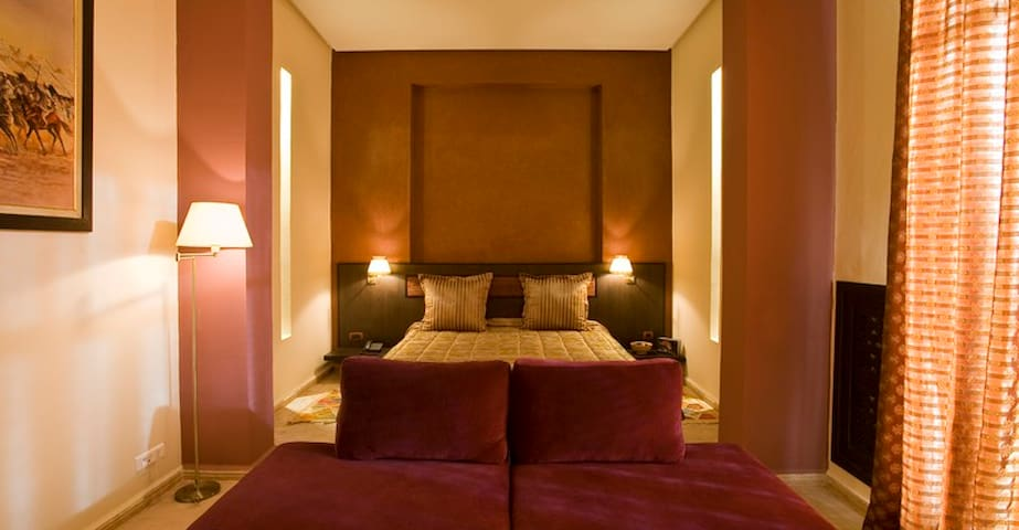 Tumert Junior Suite Kasbah Agounsane - Marrakesh - Bed & Breakfast