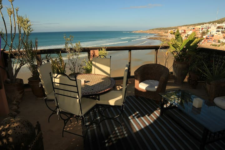 THE COZY PIRATES - Taghazout, Souss-Massa-Draâ, MA - Bed & Breakfast