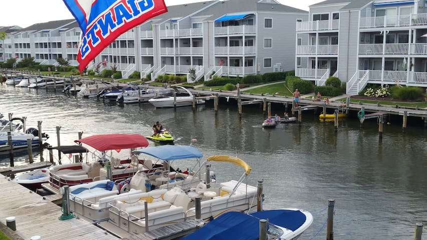 Beautiful Bayside Ocean City Condo - Ocean City - Appartement