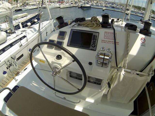 Rent Sailboat